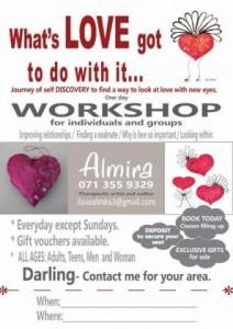 Love South Africa Deep Healing Workshop image