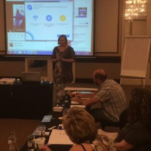 EFT Course Workshop Training Gauting and Johannesburg Tanya De Villiers EFT Master Image